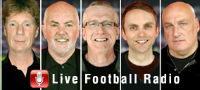 Live Football on Radio